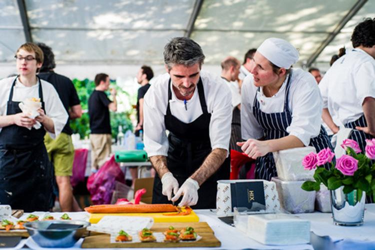 Pastry Chef School