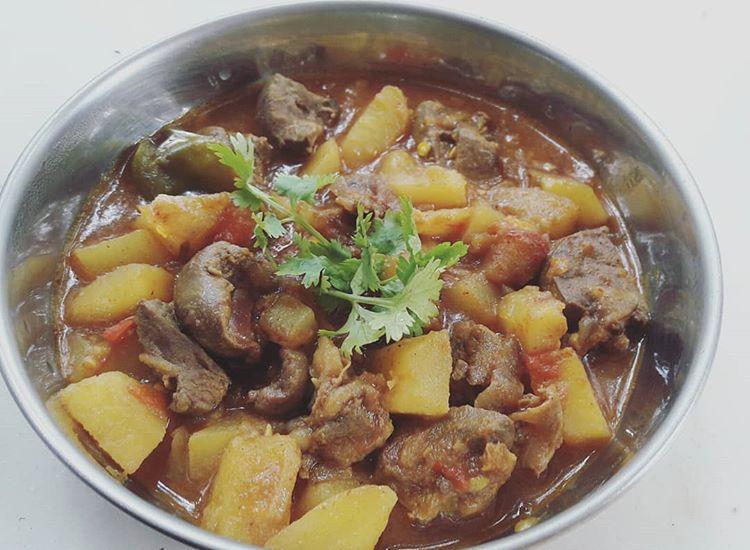 Tips in Cooking Pork Liver Steak and Delicious Potato Raita